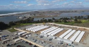 World's Largest Battery At Moss Landing Power Plant, CA