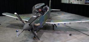 New U.S. AT-6E Attack Aircraft Has A Prop
