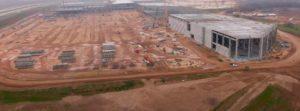 -Day 218 Of Austin  Tesla Gigafactory-