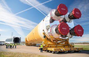 NASA's Giant SLS Rocket