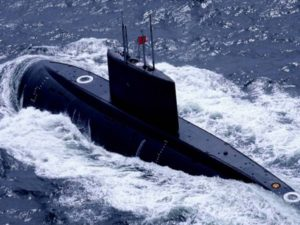 """China's AI """"Subs"""" Attack Under Water"""