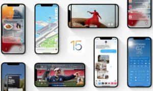 iOS 15 Released