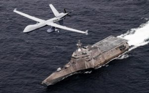 Navy's New AI Unmanned Task Force
