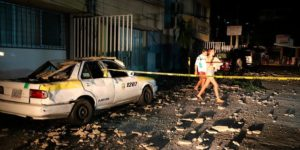 7.1 Earthquake In Mexico