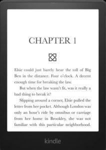 Amazon's New Kindle