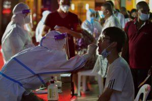 China's Fujian Province Reports Delta Outbreak