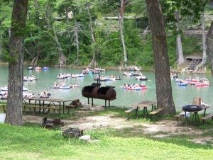 Time For Guadalupe River S. Park