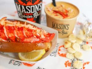 Austin's New Mason's Famous Lobster Rolls