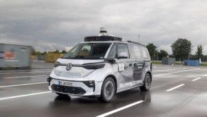 VW AI – ID.Buzz Van