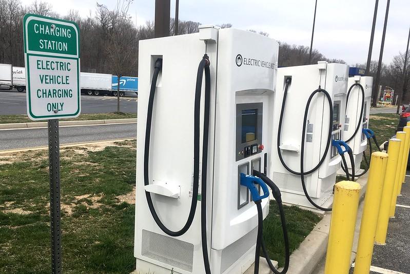 U.S. EV Charging Infrastructure Update